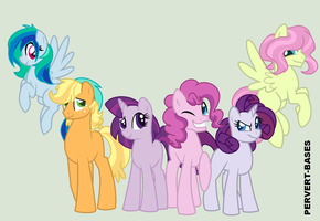 The Gang by mississippikite