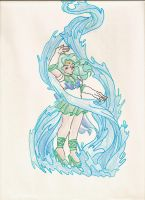 Summoner of the Sea by greenfairy87