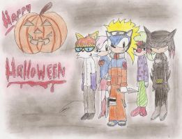 SONIC HALLOWEEN COSTUMES by evolvd-studios