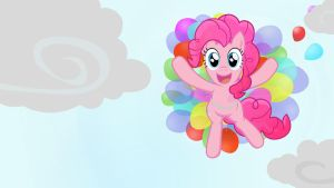 Pinkie's Balloon Show by minimoose772