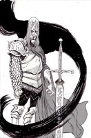 Elric commisssion by JHarren