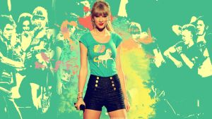 +Wall Taylor Swift by CocoBenymon