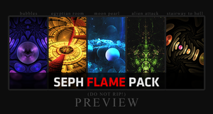 Seph Flame Pack by rafaelrdsg