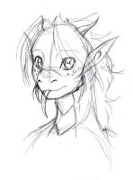 Dragoncursed - Tanis Later by evion