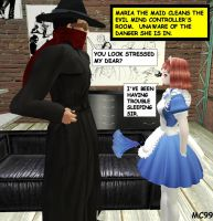 The Maid And The Hypnotist Part 1 by The-Mind-Controller