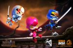Ninja Attack Force by SpicyHorseOfficial