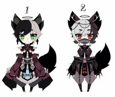 Kuronami closed species adoptables CLOSED by AS-Adoptables