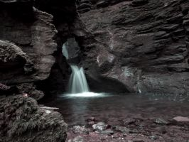 St Nectan's Kieve, Cornwall by avalonmoon13