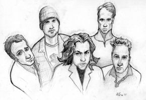 pearl jam by therealarien