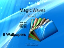 Magic Waves - wall. pack by Aram-A