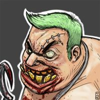 Come To Pudge   DOTA 2 by LineDetail