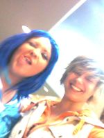 Sailor mercury and Heather from silent hill by itgbae