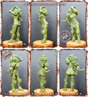 Blitzer of Blood Bowl Amazon team (WILLYminiatures by RU-MOR