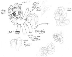 Whinny Whirl redesign by moronsonofboron
