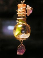 Magic Vial Charm - Dreams by Izile