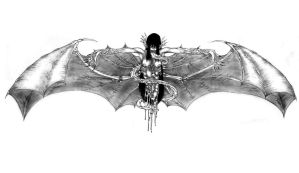 Manananggal.. by chitototoy
