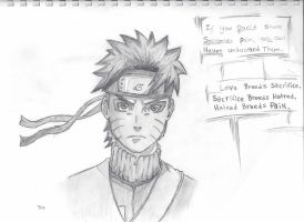 Naruto (Sage Mode) by jeffnunn