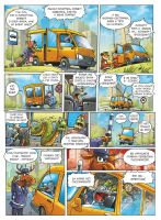 Tale of the bus by Garri69