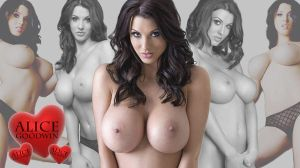 Alice Goodwin Wallpaper 2 by Grymgris