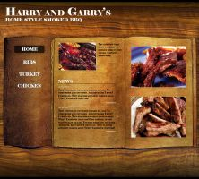 Harry and Garry's BBQ by hightillidie