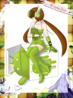 PN : Android Cosplay by v3tachan