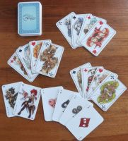 Wakfu Playing Cards by tite-pao