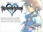 Kingdom Hearts Wallpaper 04 by sora-gian20