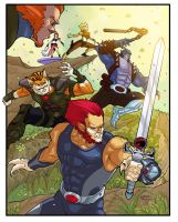 ThunderCats by eltondias