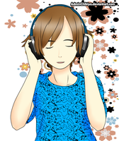 headphone by AdminChibiya