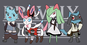 Cross Over - Bravely Default by TheDoppelGengar