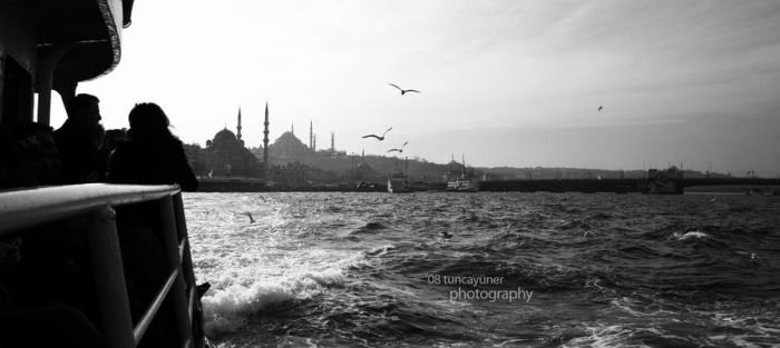 ferry :: istanbul by shutter-priority