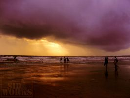 After the Storm was Gone by siddarthsherpa