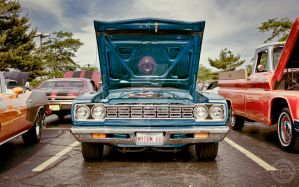 1968 Plymouth Road Runner by tszuta