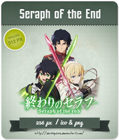 Seraph of the End - Anime Icon by Darklephise