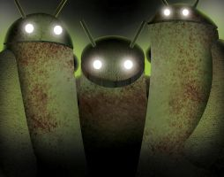 Rise Of The Androids by skullx