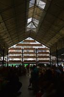 Big Market Hall of Fort De France 5 by A1Z2E3R
