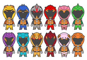 12 Astro Warrior by Lysergic44