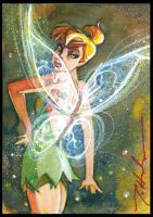 Tinkerbell by markmchaley