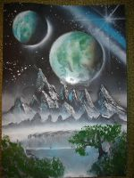 Space Nature by SF2Gcrew