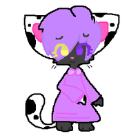 Spottedtail Chibi thing. by spottedtail223
