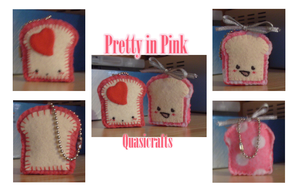 Pinktoasts by quasicrafts