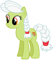 Young Granny Smith - no hat by Stabzor