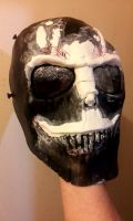 Payday 2 Chains mask WIP by Sutekhian