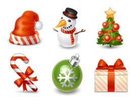 Free Christmas Icons by FreeIconsFinder