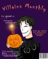 Villains Monthly 2 by Oracle01