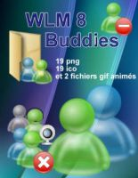 WLM 8 Buddies version 2 by cameleonhelp