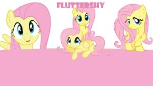 Fluttershy - Cover by MsFluttershy