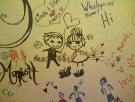 Musical Love in Graffiti by Rodie-the-Nightblade