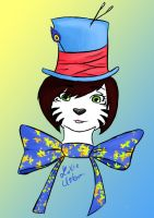 I am the mad Hatter by LexieUrban