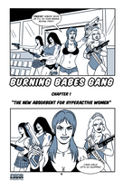 Burning Babes Gang - Page 8 by ratorama